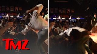50 Cent Punches Super Aggressive Fan | TMZ