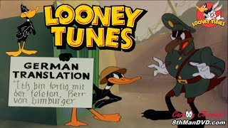 LOONEY TUNES (Looney Toons): Daffy The Commando (Daffy Duck) (1943) (Remastered) (HD 1080p) width=