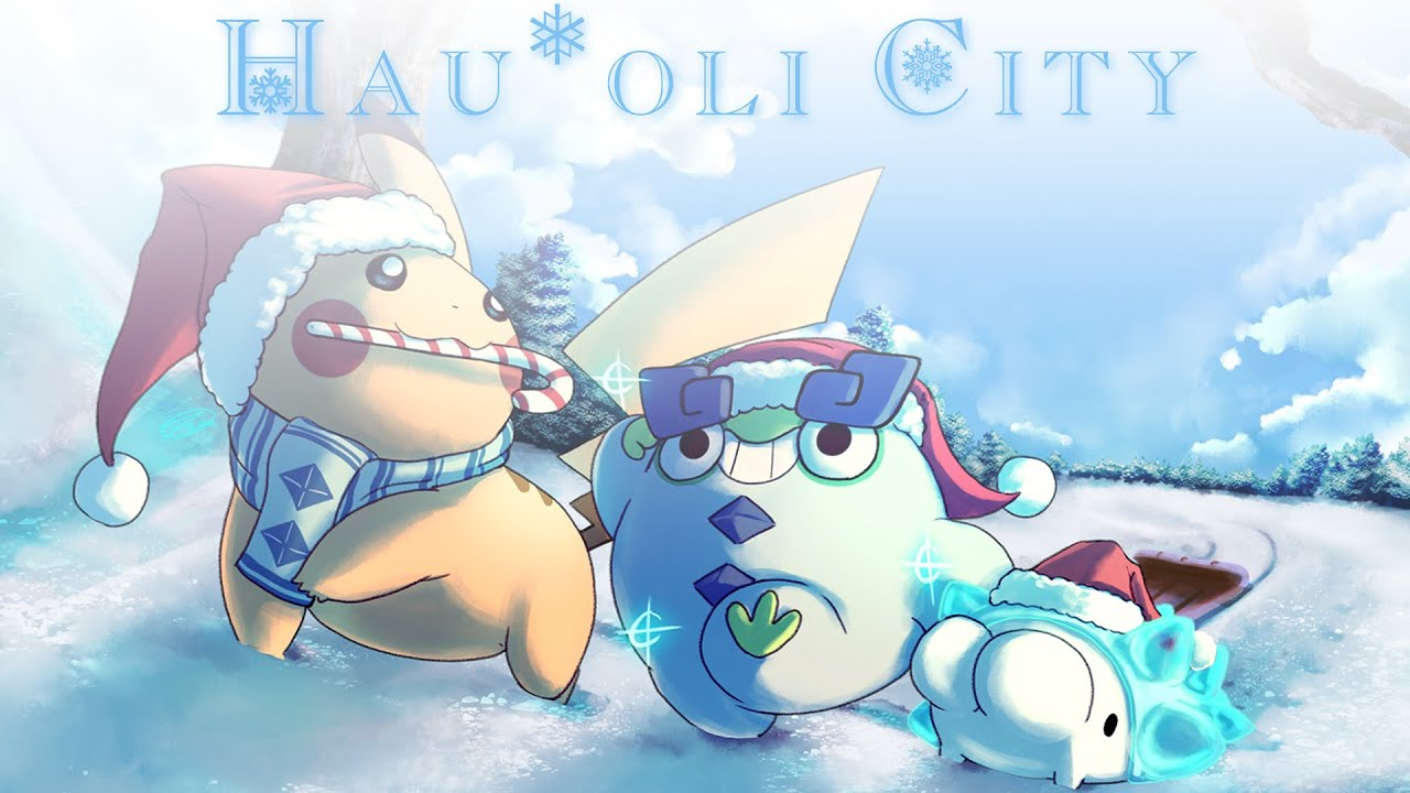 Spedonic - Pokémon Sun and Moon:  Hau'oli City [Lofi Remix]