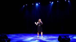Live in concert Cover - Adele I found a boy (Michelle Fitzpatrick)