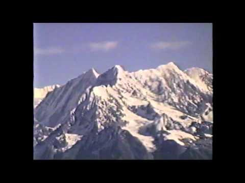 Actual Flight-seeing Plane Ride 1993