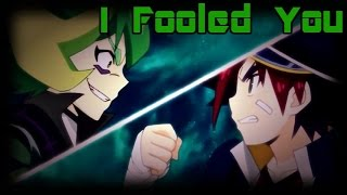 Buddyfight DDD Amv: Doctor Gara vs Gao Mikado - I Fooled You - Round 3 [ Full ]