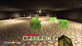 Farm de slimes minecraft em busca da casa automtica 23 live minecraft xbox 360 edition slime farm ccuart Image collections