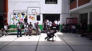 break dance en el LRAB
