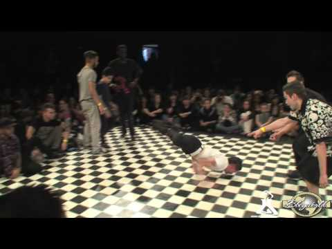 LEGITEAM OBSTRUXION vs FRESHIT | HOTMILK BATTLE 2012