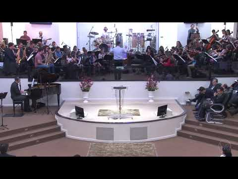 Orquestra Sinfônica Celebração - Praise in the Lord - 01 12 2019