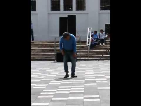 Ecuador Drunk Dancing