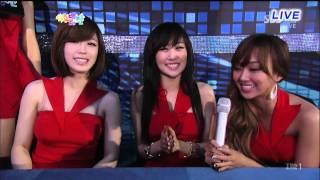 2012 SBS Gayo Daejun Dazzling Red interview