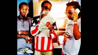"MIGOS ""ANTIDOPE"" NO LABEL 2 [Produced By ZAYTOVEN] YRN 2 YOUNG RICH NIGGAS 2"