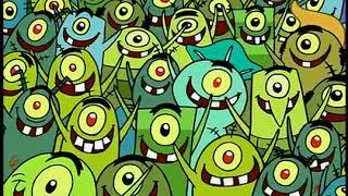 Spongebob Squarepants - Victory Thy Name Is Plankton