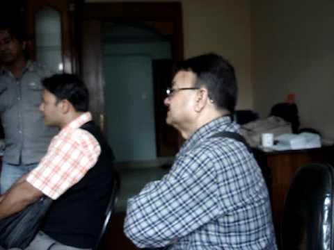 The Fair Tailor – Videodagbok 12 – Full fart på Watabarans kontor – Swedish/Nepali