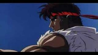 Street Fighter AMV - Won't Lie Down