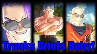 Trunks Briefs Music Video Parody In Dragon Ball Xenoverse 2