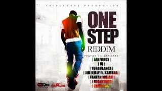 ONE STEP RIDDIM MIX -  DJ REDZ -  TRIPLETHREAT - JAH VINCI - TURBULANCE - FANTAN MOJAH - ZAMUNDA