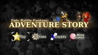 Epic Battle Fantasy: Adventure Story - Purity (Title Theme)