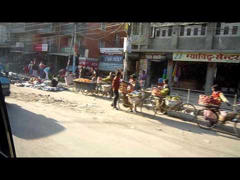 Kathmandu-街道