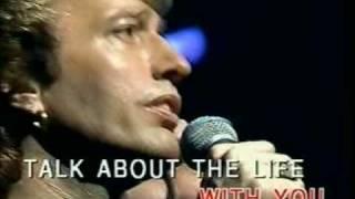 Bee Gees - Massachusetts - in concert