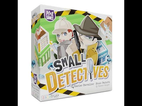 Reseña Small Detectives
