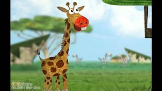 A Girafa e o Elefante - A Amizade