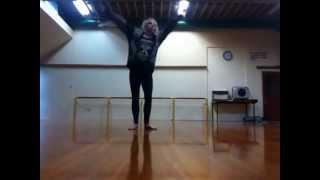 Contemporary Choreography to Rooster - Alice in Chains