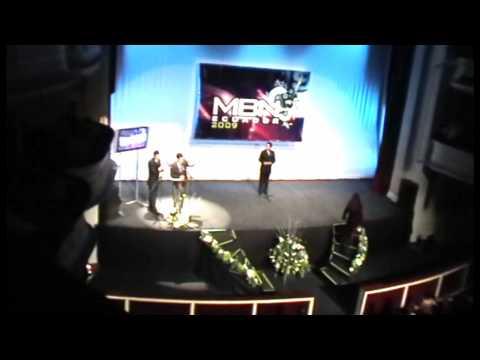 """Gabriela Franco """"Mejor Artista en Proyección MBN Ecuador 2009"""""""