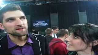 ESC2013 Switzerland: Interview with Carrousel (Number 2)(2012-12-15)