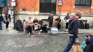 Keywest - Carousel (Live @ Temple Bar Dublin 06.09.2015)