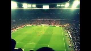 Bayern Münih vs Barcelona Maçındaki Muhteşem Anons