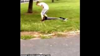 Scooter fail vine