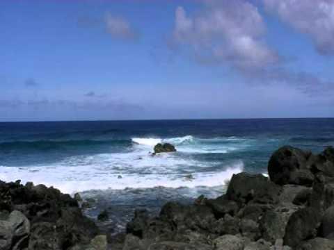 Viaje por Sudamerica di Giacomo Sanesi. Isla de Pascua (CIL). 01325 – pranzo