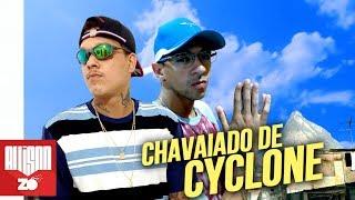 MC Cassiano e MC Digo - Chavaiado de Cyclone (DJ Tripa) 2018