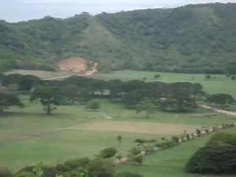 Nicaragua Real Estate — Pelican Eyes View of San Juan Bay and Valley