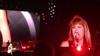 Taylor Swift We Are Never Getting back together Live at Levi stadium in Santa Clara California