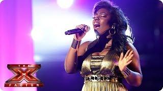 Hannah Barrett sings Hallelujah by Alexandra Burke - Live Week 7 - The X Factor 2013