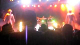 Black Eyed Peas-Boom Boom Pow (Live)