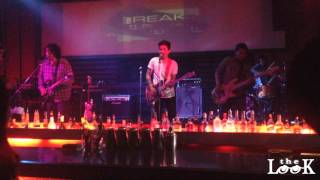 The Look  - Tentang Rasa live @Color pub surabaya
