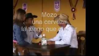 Organizacion X - Mozo una Cerveza Karaoke
