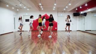 [mirrored] GFRIEND - LOVE WHISPER Dance Practice ver.