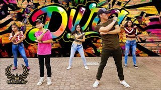 Dura - Daddy Yankee Coreografia | (Dance Video Oficial - The Magic Crew ) Baile dura challenge remix