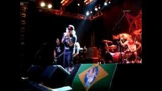 Ugly Kid Joe - Clover (Live) -  August 11, 2012 - São Paulo