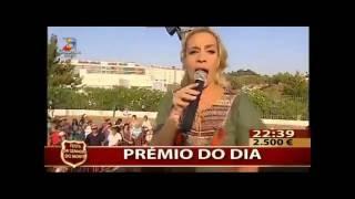 """JOANA """"Senhor Bombeiro"""" na Feira do Monte em SANTIAGO do CACÉM - Contacto para Espetáculos"""