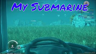 Just Cause 3 Multiplayer My Submarine