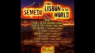 Semedo & Cassie Blu - Teu Corpo (Audio)