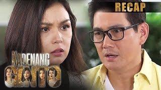 Leon confesses his 'love' for Romina   Kadenang Ginto Recap