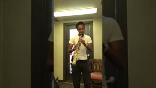 Bryan Thompson Officially Missing You (Tamia Cover)