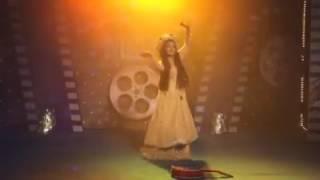 "anushka sen dance ""DEEWANI MASTANI"""