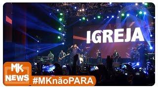 Anderson Freire - DVD Essência - Bastidores da gravação - (#MKnãoPARA)