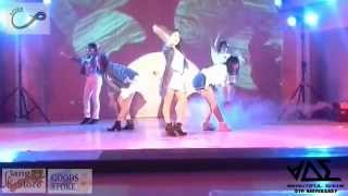 [Cover] 4C - Whatcha Doin' Today? (4Minute 포미닛 ) @Beautiful Show Tacna 2014