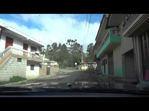 SISID: Carretera Sisid – El Tambo – Ecuador