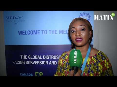 Video : MEDays 2019 : Les jeunes, levier du développement de l'Afrique